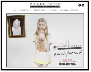 prince peter collection